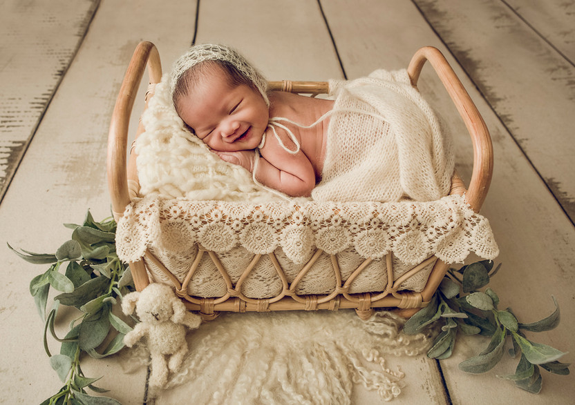 Frequently Asked Questions about a Newborn Photography Session
