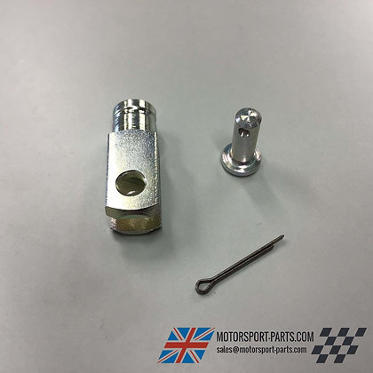 Short Brake Clevis 10-32 UNF with Pin