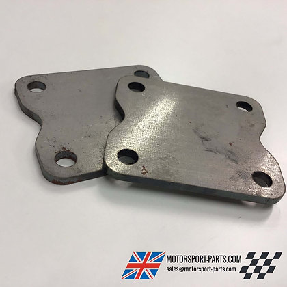Engine Mounting Plates - Pinto Crossflow & Cosworth