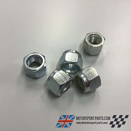 3/8 UNF Nyloc Nuts - Pack of 5