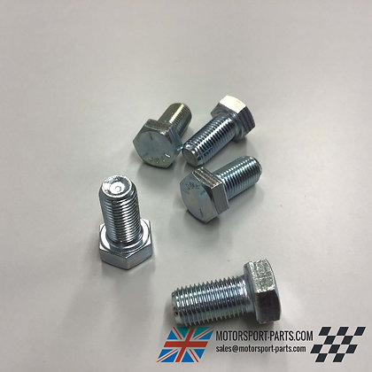 3/8 UNF x 3/4 Hex Set Bolt - Pack of 5