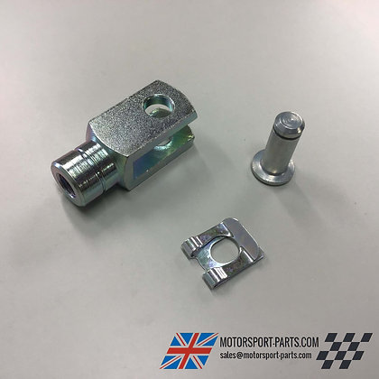 """Short Brake Clevis 5/16"""" UNF with Pin"""