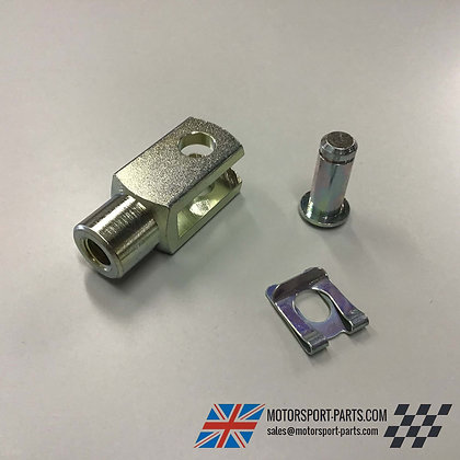 Short Brake Clevis 8mm with Pin