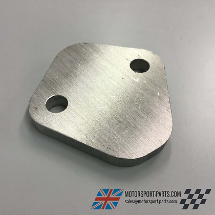 Ford X-Flow Fuel Pump Blanking Plate (PLAIN/ALLOY)