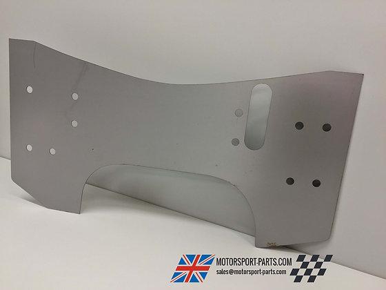 Bulk Head Reinforcing Plate