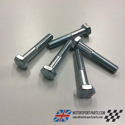 "1/4 UNF x 1"" 1/2 HT Bolt - Pack of 5"
