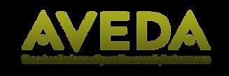 Logo Aveda per Salone Mytho Acconciatori Trento