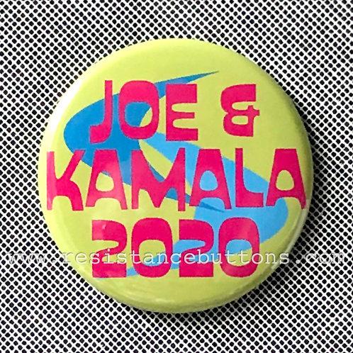JOE & KAMALA 2020