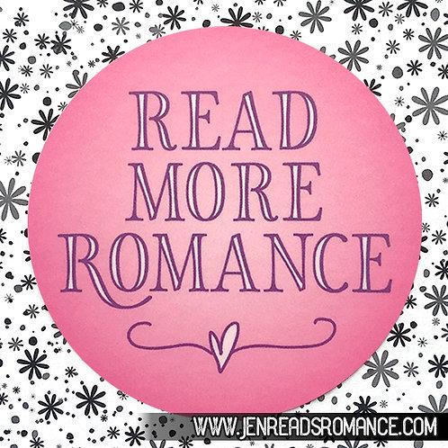 Sticker: Read More Romance