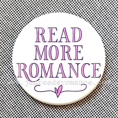 Button: Read More Romance