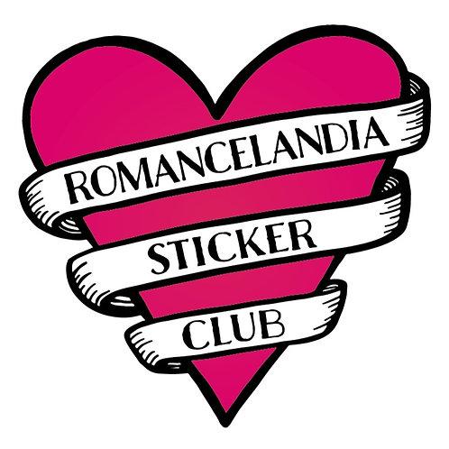 Romancelandia Sticker Club