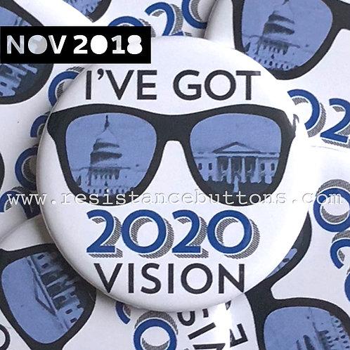 I'VE GOT 2020 VISION
