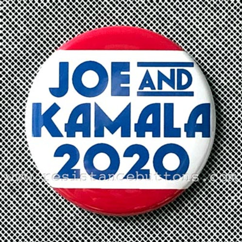 JOE and KAMALA 2020