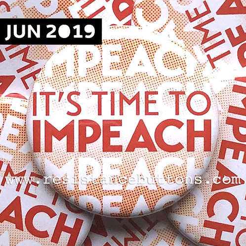 It's Time to IMPEACH