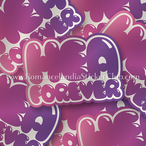 Members Only: HEA FOREVER Sticker