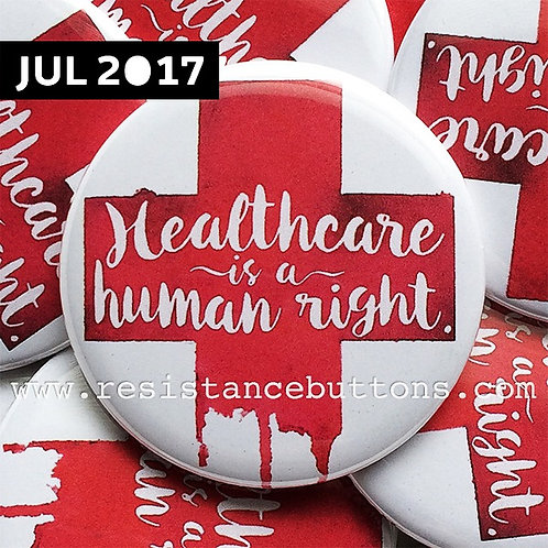 Healthcare is a human right.