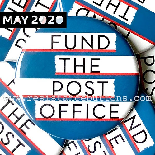 FUND THE POST OFFICE