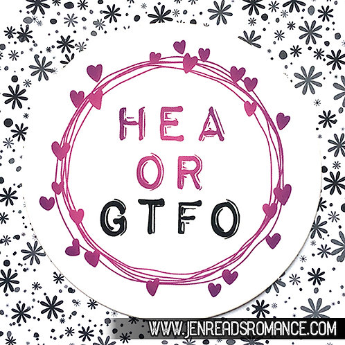Sticker: HEA or GTFO