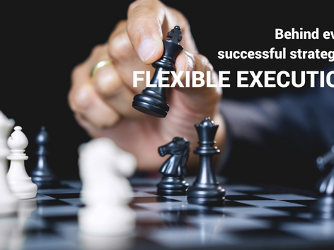 Successful strategy implementation requires adjusting & adapting