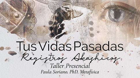 Taller Vidas pasadas Lic.Paula Soriano