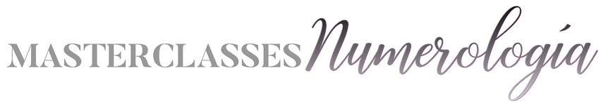 MasterClasses Numerología Paula Soriano.