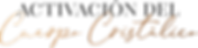 Cuerpo cristalico paula soriano