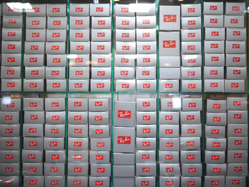世界一のボシュロム製レイバン店