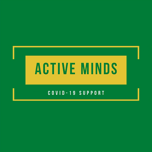Active Minds UAlberta Covid-19 Support