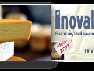 Mais uma novidade no InovaLácteos 2017: apresentação da tecnologia 'Selo de Caseína'