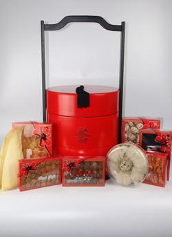 Chinese wedding hamper