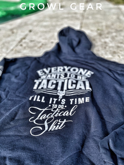 NAVY Tactical $h!t Hoodie