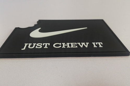 JUST CHEW IT PVC PATCH