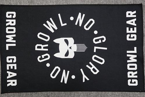 GROWL GEAR TOWEL