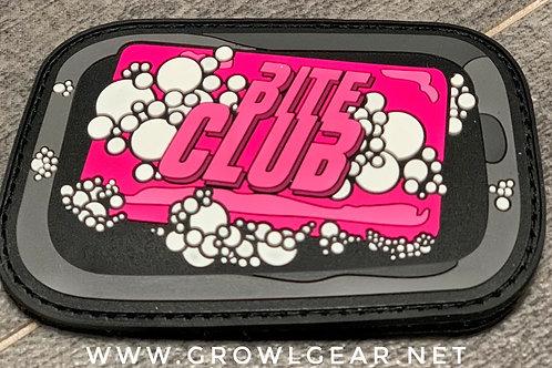 BITE CLUB PVC PATCH