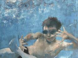 Underwater WC2 xxx