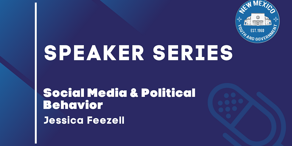 Speaker Series: Jessica Feezell