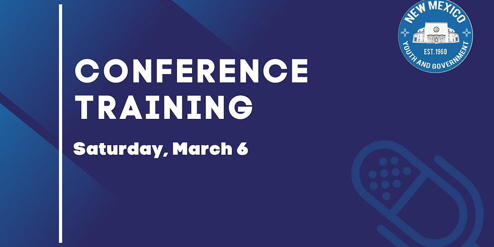 Conference Training