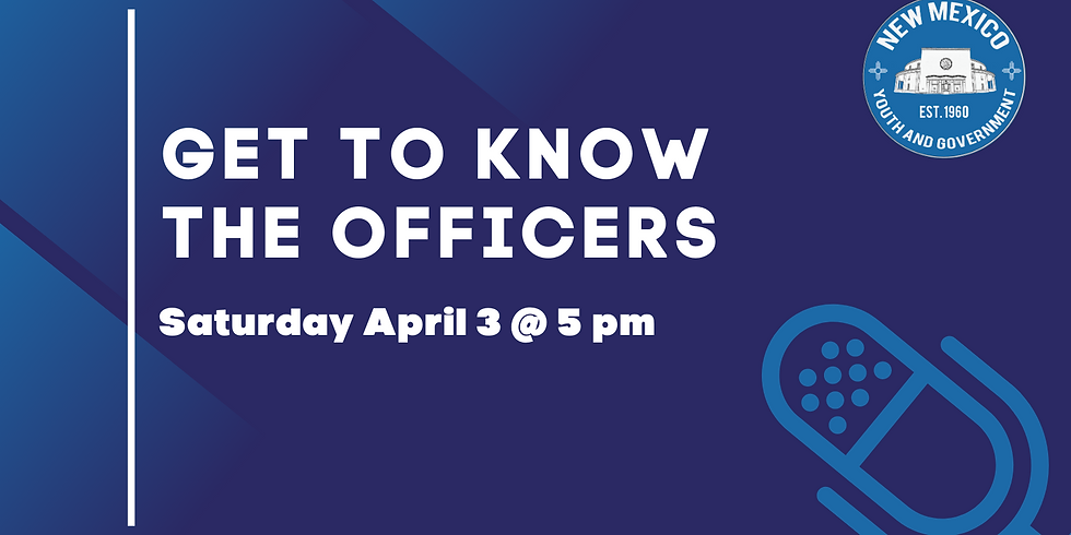 Get to Know the Officers