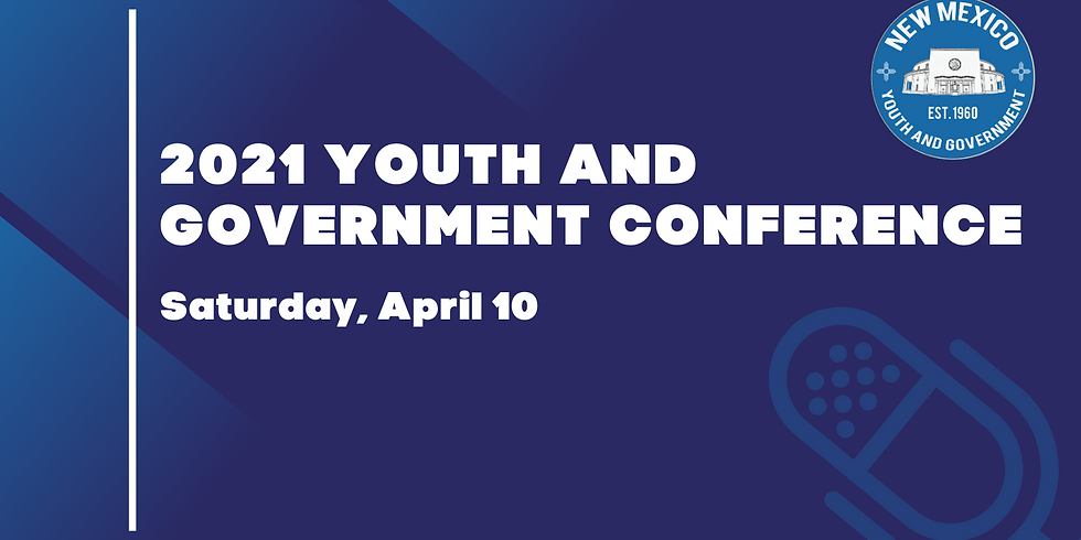 2021 Youth and Government Conference