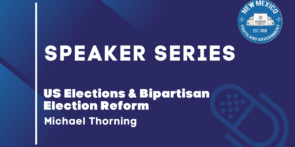 Speaker Series: Michael Thorning
