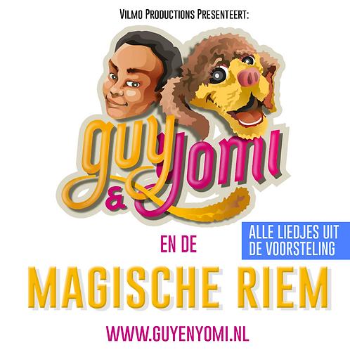 """CD Guy & Yomi en ''De Magische Riem"""""""