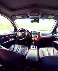 Сферическая панорамам салона автомобиля 360