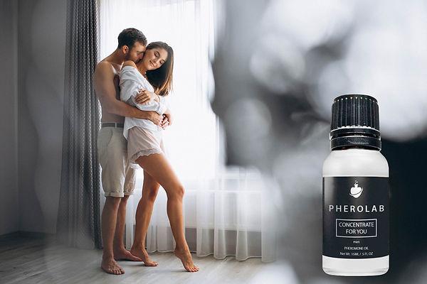 Мужской парфюм с феромонами