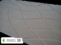Panel 3D mdf 04