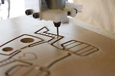 frezowanie cnc grawerowanie cnc płaskorzeźby drukowanie 3d projekty CAD/CAM - Mława