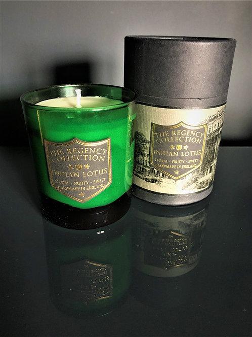 Regency Indian Lotus Candle