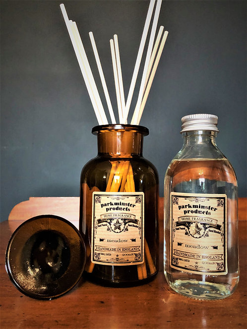 Apothecary Reed Diffuser