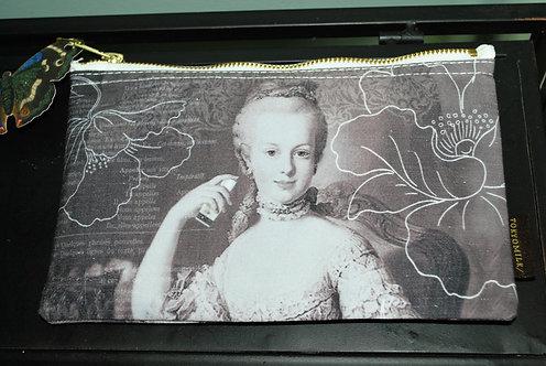 Marie Antoinette cosmetics bag