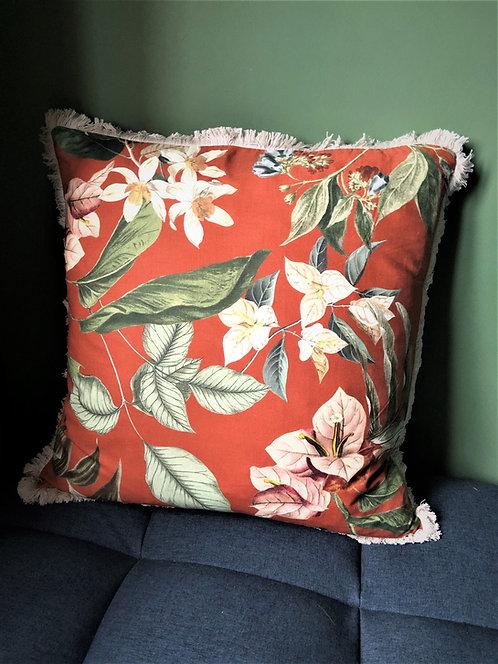 Anastasia Floral Cushion