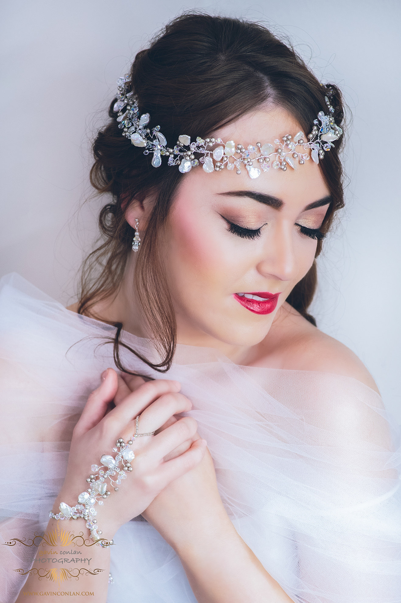 award winning bridal accessory designer , essex
